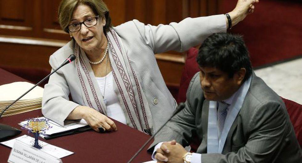 Te presumo culpable I. (GeraldoCaso/Perú21)