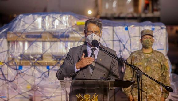 Gobierno del Perú busca asegurar dosis para revacunar a peruanos. (Foto: Presidencia del Perú)