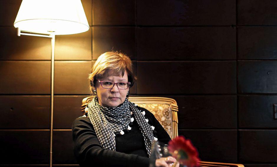 Piedad Bonnett. Escritora colombiana.