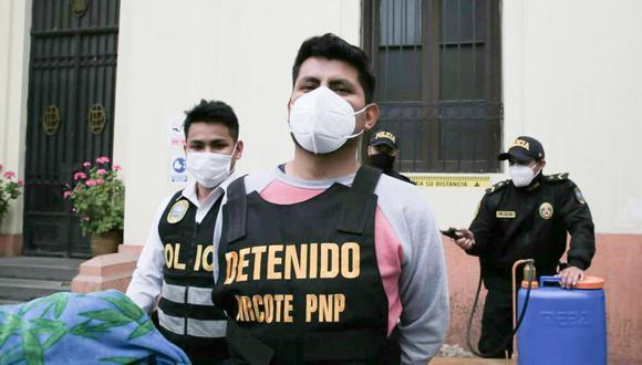 La PNP tiene previsto capturar a 94 personas por el supuesto delito de terrorismo. (Foto: PNP)