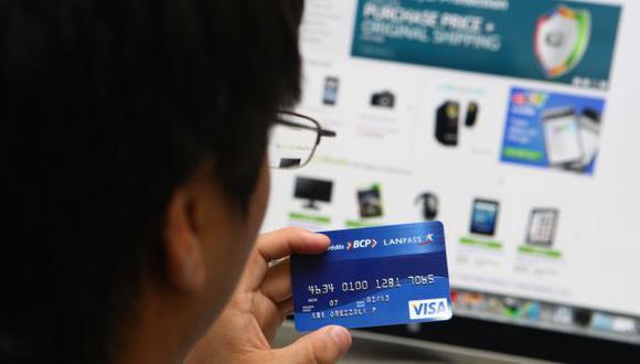 Compras en tiendas por Internet aumentaron 72% en enero. (USI/Referencial)