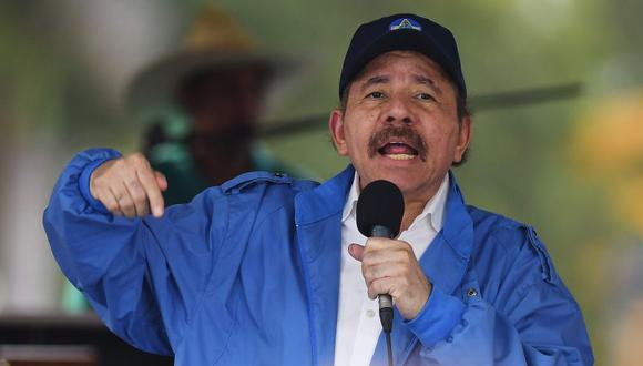 Human Rights Watch pide sanciones para presidente nicaragüense Daniel Ortega. (AFP)