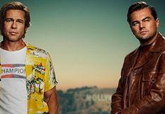 Mira el afiche de 'Once Upon a Time in Hollywood', película protagonizada por Leonardo DiCaprio y Brad Pitt