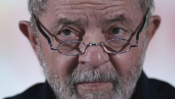 Lula da Silva niega cargos y reitera persecución política. (AP)