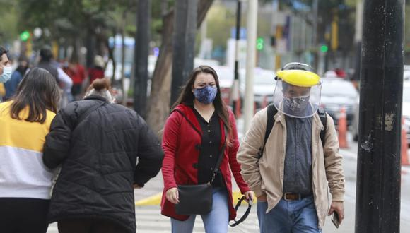 """Maguiña pidió que se apliquen medidas """"creativas"""" dentro de las zonas de alto contagio de los distritos. (Foto: Miguel Bellido / GEC)"""