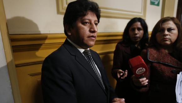 Josué Gutiérrez pide enfocarse en temas importantes. (USI)