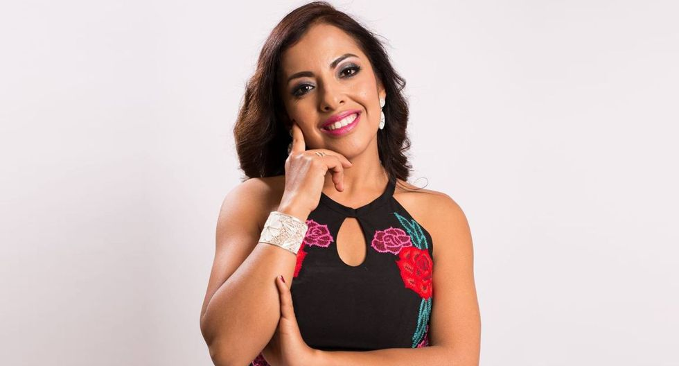 Luz Merly Santa Cruz será la representante peruana en la competencia folclórica del festival de Viña del Mar 2020. (Foto: Facebook)