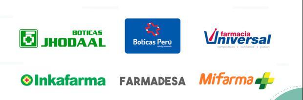 Estas farmacis forman parte de ANACAB