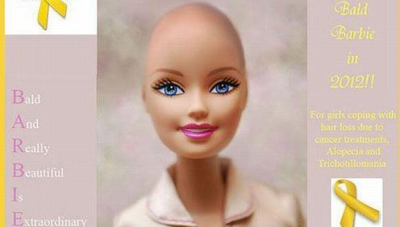 La muñeca se regalará en los hospitales de Canadá y Estados Unidos. (Internet)