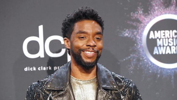 Chadwick Boseman: Los 6 actores que fueron nominados a un Oscar póstumo. (Foto: Nina Prommer /EFE)