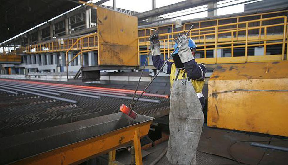 La manufactura reportó un crecimiento de 10.5%en mayo. (Foto: USI)