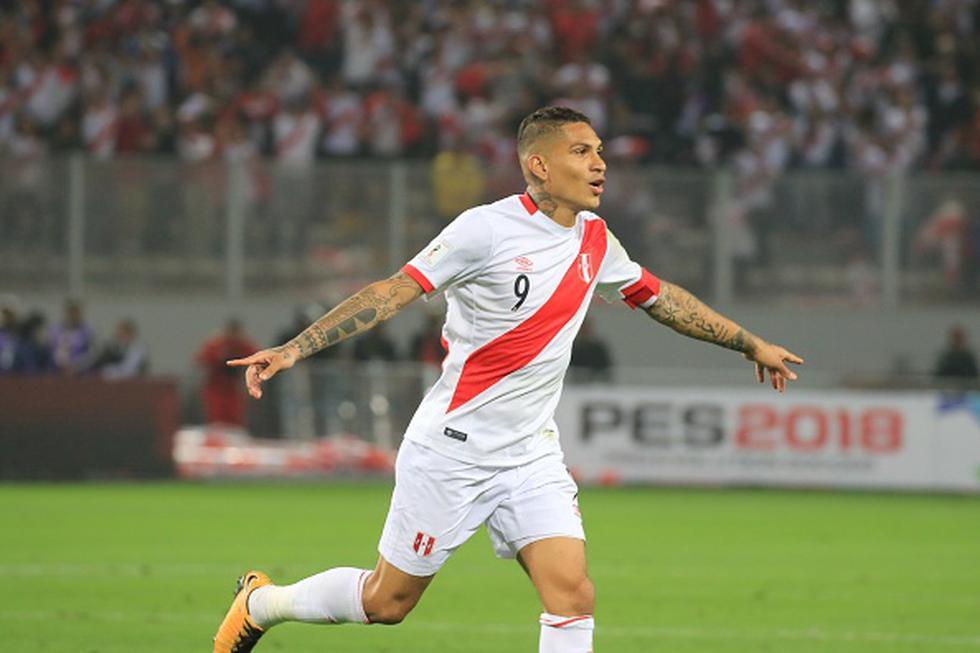 ¡Lo celebra el Perú entero! Paolo Guerrero SÍ jugará el Mundial Rusia 2018. (Getty)