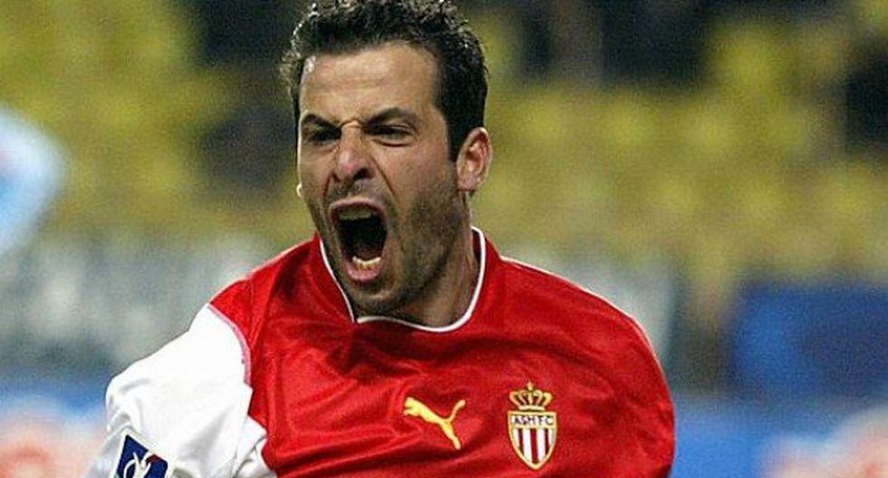 Giuly jugó la final del Mónaco en el 2004. (Getty)