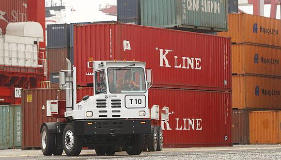 Con dicho monto, se acabaría con el 66% de la brecha portuaria. (USI)