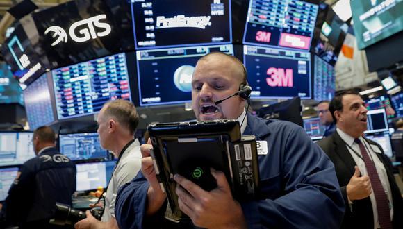 Wall Street cerró con ganancias este martes. (Foto: Reuters)