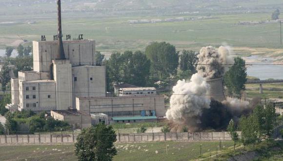 El reactor es capaz de producir seis kilogramos de plutonio al año. (AP)