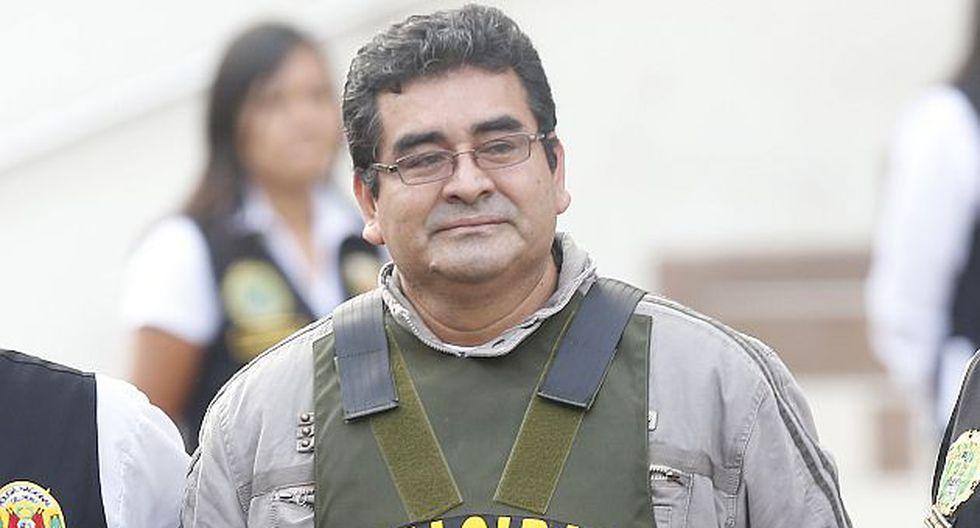 César Álvarez declaró ante Fiscalía por dos horas por caso Áncash. (César Fajardo)