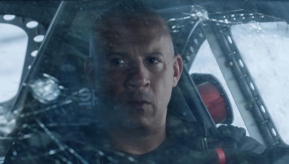 "La lluvia de autos en ""The Fate of the Furious"" fue real (Foto: Universal Pictures)"
