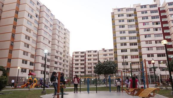 En Lima se están ofreciendo 25 mil departamentos. (Foto: GEC)
