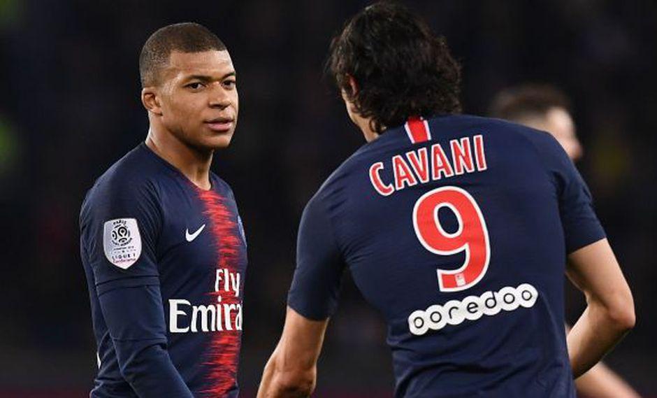 PSG vs. Rennes: chocan por fecha 22 de la Ligue 1. (Foto: AFP)