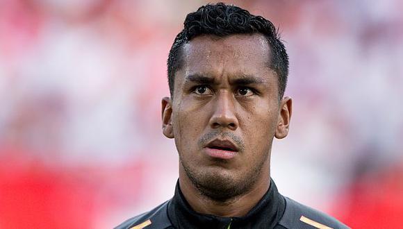 Renato Tapia registra 3 goles con camiseta de la selección peruana. (Foto: AFP)