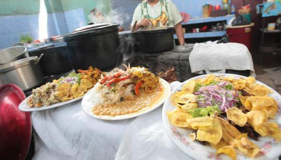 La gastronomía es el principal motivo de visita para los extranjeros. (Perú21)
