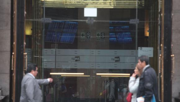 El indicador S&P/BVL Perú General, el más representativo de la bolsa, avanzaba un 0.26%. (Foto: GEC)