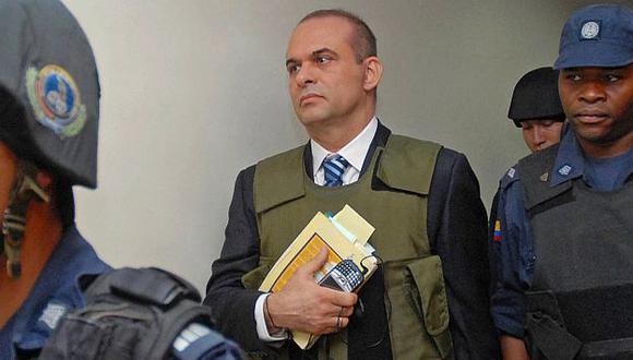 Salvatore Mancuso fue extraditado a Estados Unidos en 2008. (AP)