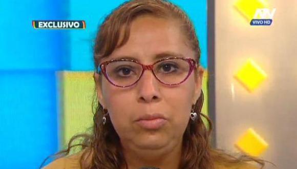 Jennifer Villena, la empadronadora que fue agredida sexualmente durante el Censo 2017. (ATV)