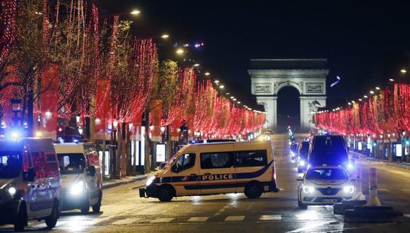 Francia: Toque de queda reforzado para 6 millones de franceses desde el sábado. (AP Photo/Thibault Camus)