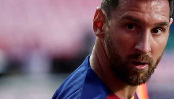 """¿A quién le canta Messi """"Me va a extrañar"""" de Ricardo Montaner?  (Foto: Reuters)"""