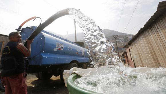 Especialistas señalan que proyectos de saneamiento como el agua potable contribuirán a combatir la pobreza en el país.