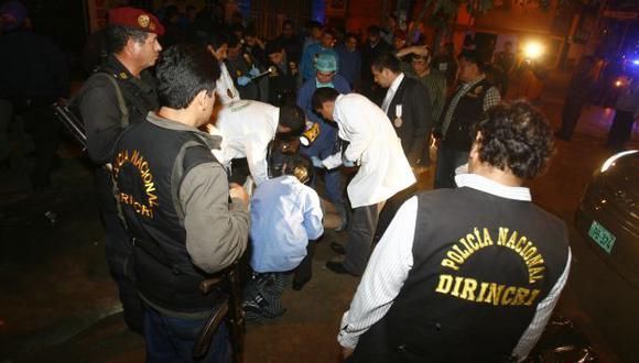 Perú está entre los países con menores índices de homicidios en la región. (USI/Referencial)