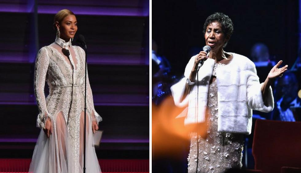 Beyoncé le dedica su concierto a Aretha Franklin en Detroit | Foto: AFP