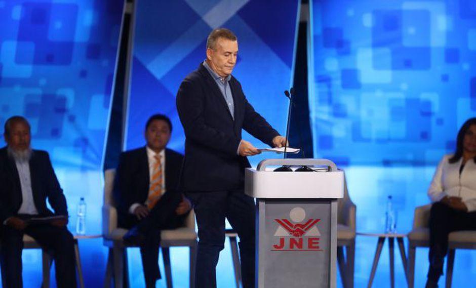 La candidatura de Daniel Urresti tiene un nuevo flanco. (Perú21)