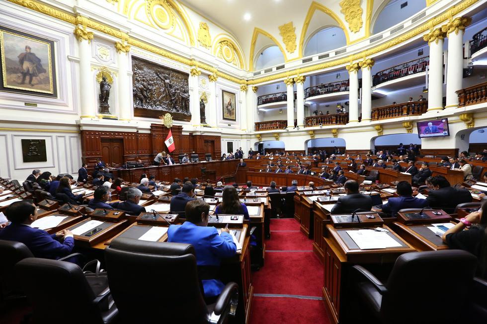 Transparencia también solicitó la regulación de la inmunidad parlamentaria (Difusión).