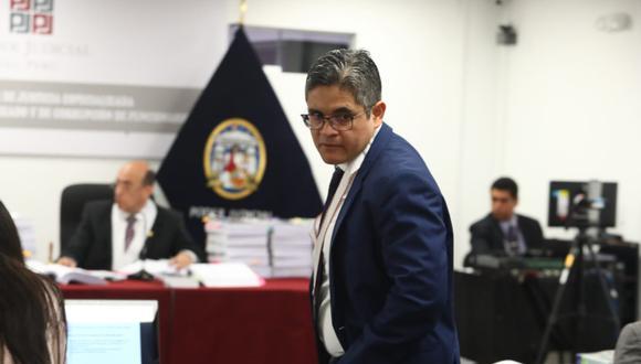 Fiscal José Domingo Pérez realizará interrogatorios a más de 70 personas desde el próximo 14 de enero (GEC).