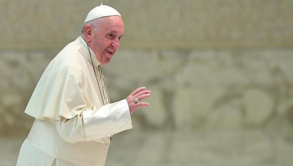 """El pontífice señaló que los bienes de la Iglesia son a su modo instrumentos de evangelización"""". (Foto: EFE)"""
