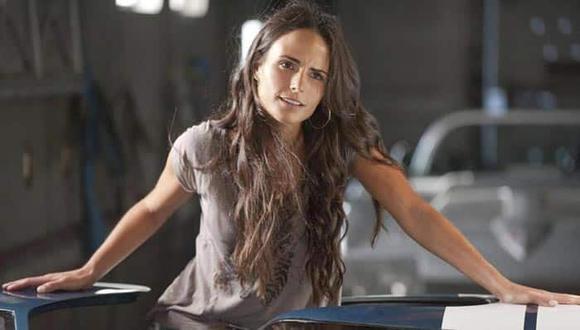 "Actriz Jordana Brewster logró imponerse en ""F9"" (Foto: Universal Pictures)"