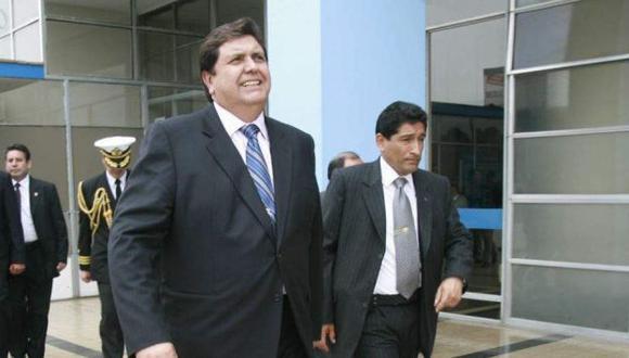 Piden que Alan García atestigüe por caso Accomarca. (Perú21)