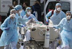 Francia enviará enfermos graves por coronavirus a Alemania, Suiza y Luxemburgo