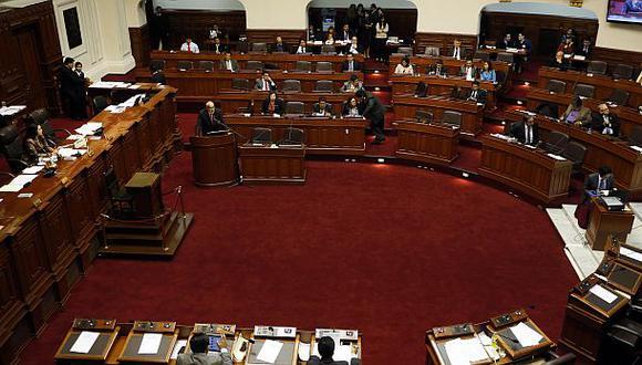 Congreso aprobó la primera votación de la reforma de impedimentos el 5 de julio pasado (GEC).