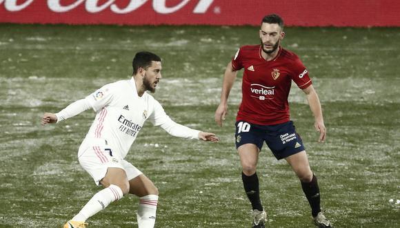LaLiga respondió a Real Madrid por el polémico viaje a Pamplona. (Foto: EFE)