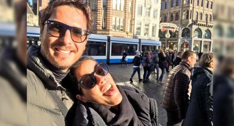 Cristian Rivero le pidió la mano a Gianella Neyra con tema de Carlos Vives. (Créditos: Instagram de Cristian Rivero)