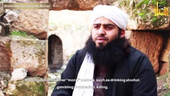 Capturan al jefe del Estado Islámico en Yemen, Abu Sulayman al Adani. (Captura de video)