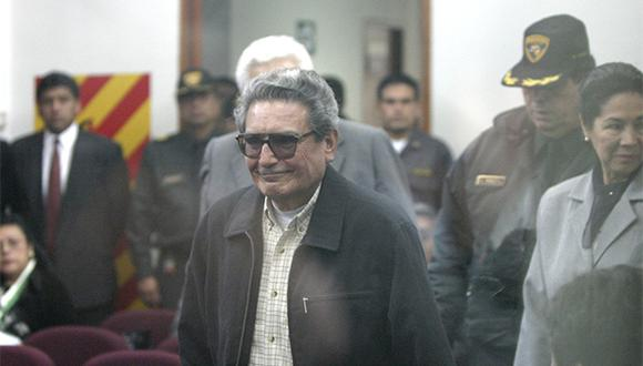En el caso Perseo están comprendidos dirigentes senderistas como Abimael Guzmán Reinoso, Elena Iparraguirre Revoredo, así como dirigentes del Movadef. (Foto: Agencia Andina)