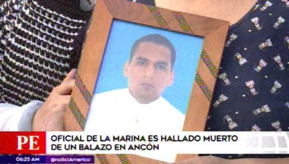 Su cuerpo fue encontrado en un descampado. (Foto: Captura/América Noticias)