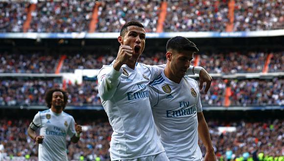 Cristiano Ronaldo ha anotado tres goles en las últimas tres fechas de la Liga. (Getty Images)