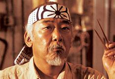 """""""Cobra Kai"""":  esto pasó con el Sr. Miyagi entre el tiempo de la franquicia de """"Karate Kid"""" y la serie de Netflix"""
