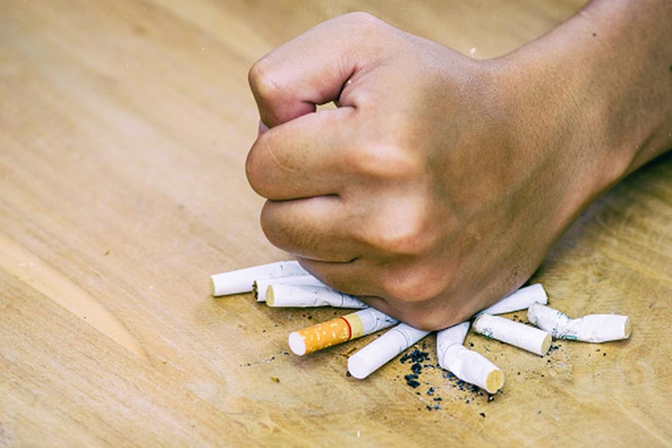 Día del No Fumador (Foto: Getty)